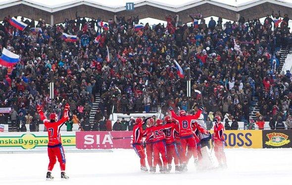 России по хоккею с мячом