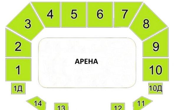 Форма заявки билетов