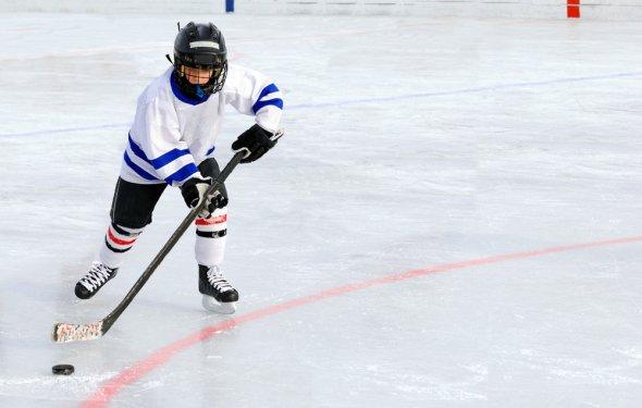Правила хоккея на валенках