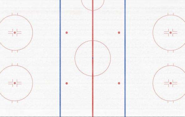 Хоккейная площадка[править