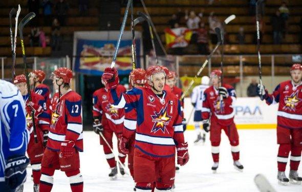 Хоккейная команда «Ижсталь»