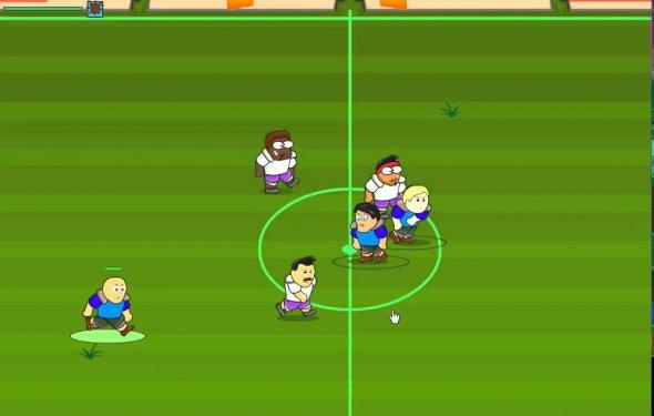 игра Футбол без правил