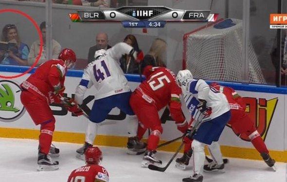 Когда смотришь матч Беларуси