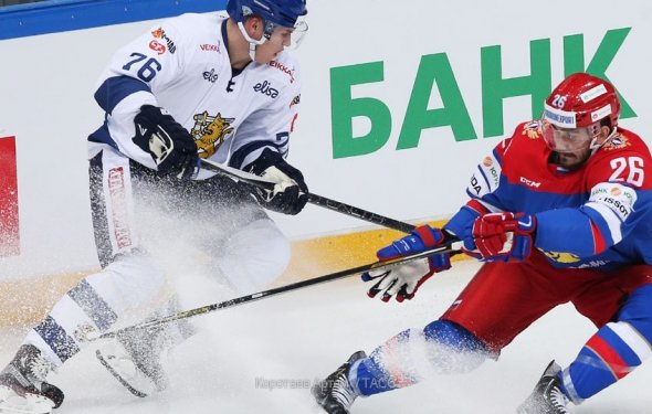 Хоккей. Кубок Мира 2016