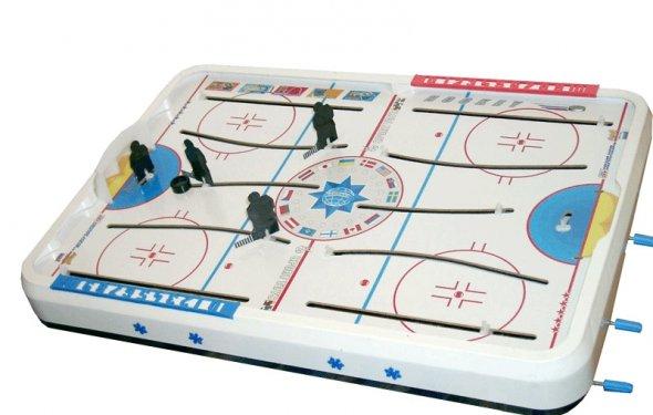 Настольный хоккей – недетская