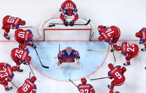 по хоккею на Кубок мира