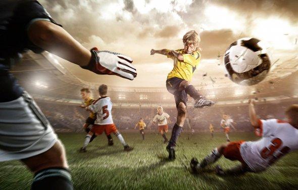 Футбол. Правила игры в футбол