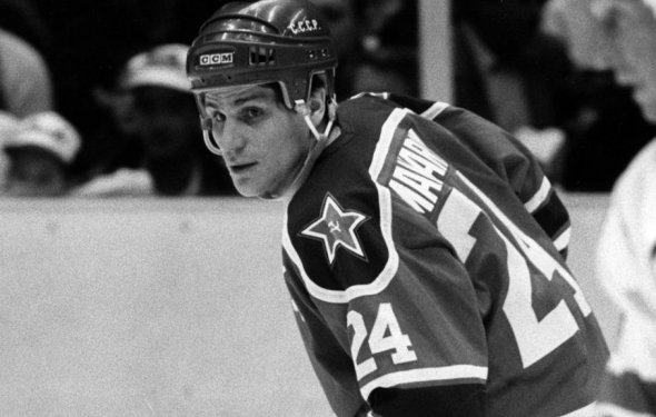 хоккея в Зале славы хоккея